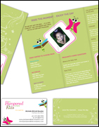 Pampered Kids Business Card-Brochure Thumb